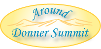 logo for website Around Donner Summit