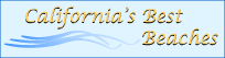 logo saying California's Best Beaches