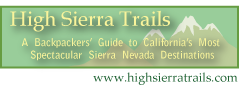 High Sierra Trails website logo