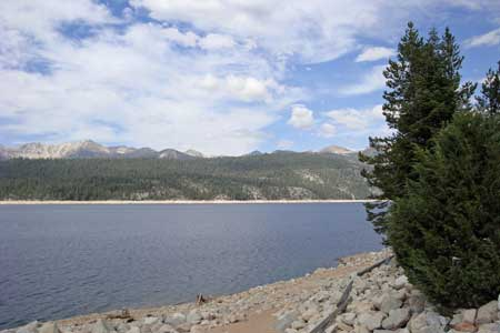 Photo of Lake Thomas A. Edison
