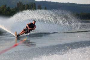 Photo of Water Skiing