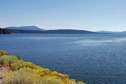Photo of Lake Almanor