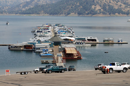 Photo of Pine Flat Lake Marina