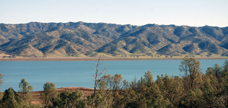 Photo of Lake Berryessa
