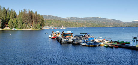 Photo of Shaver Lake, California