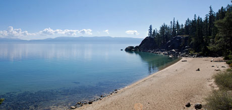 Photo of Lake Tahoe at Bliss State Park, CA