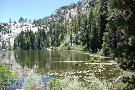 Ward Lake, Sierra National Forest, CA